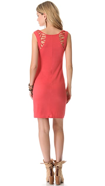 Free People Macromizing Bodycon Dress