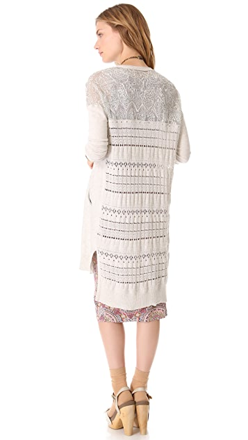 Free People Back to You Cardigan