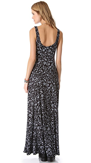 Free People Gold Coast Maxi Dress