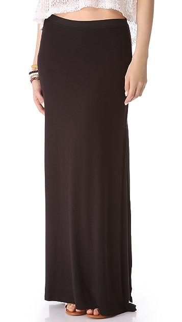 Free People Solid Sahaying Skirt