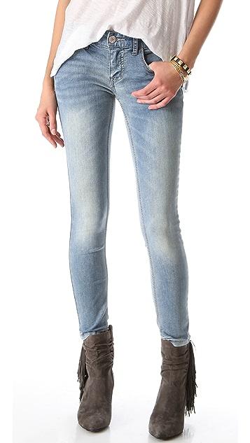 Free People Ankle Skinny Jeans