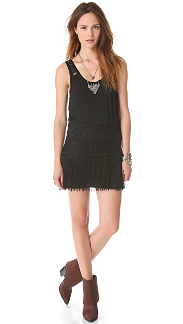Free People Charleston Shift Dress