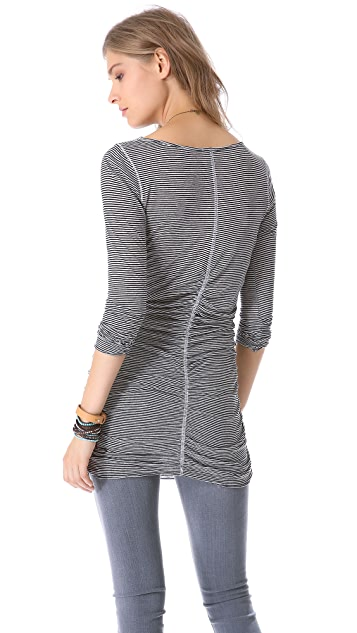 Free People Sheer Me Up Layering Top