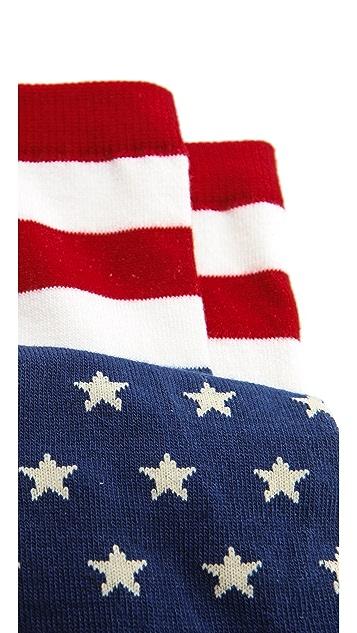 Free People Americana Socks