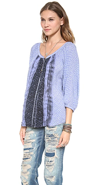 Free People Days of Romance Top