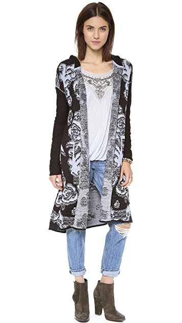 Free People After the Storm Cardigan