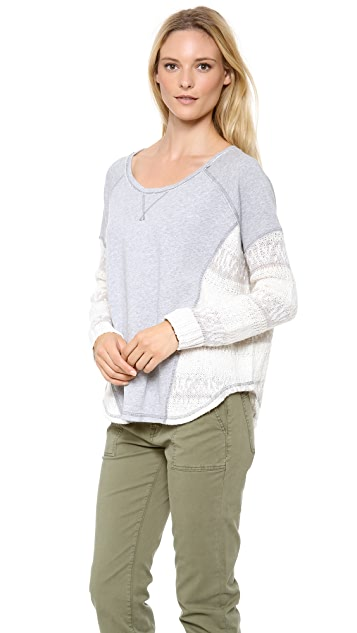 Free People Beautiful Sinner Pullover