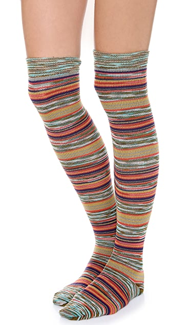 Free People Over The Knee Socks