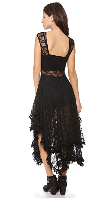 Free People French Court Slip