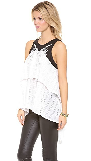 Free People Dark Night Tunic