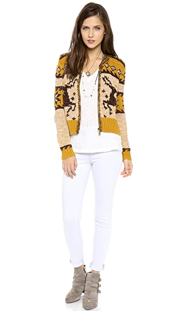 Free People Rudolph Cardigan