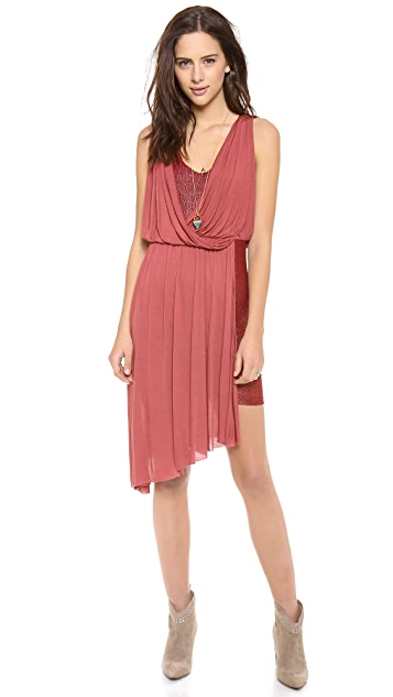 Free People Elanore Mini Dress