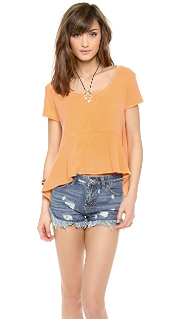 Free People Rocko Tee