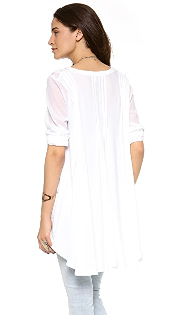 Free People Sisters of the Moon Top
