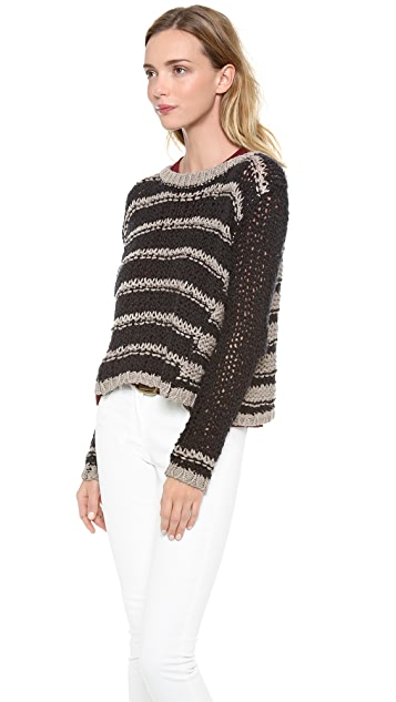 Free People Provence Pullover