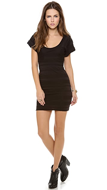 Free People Lunch Date Mini Dress