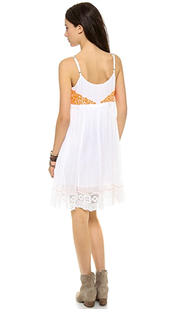 Free People Cloud Watching Babydoll Dress