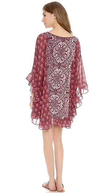 Free People Printed Marla Dreams Dress