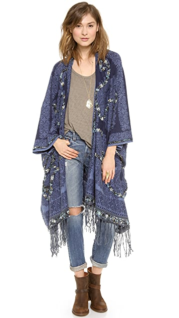 Free People Hendrix Cardigan