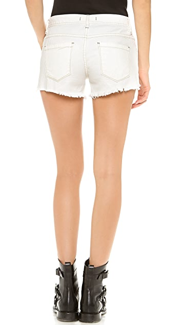Free People Sharkbite Shorts