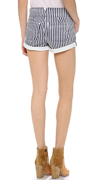 Free People Mariner Shorts