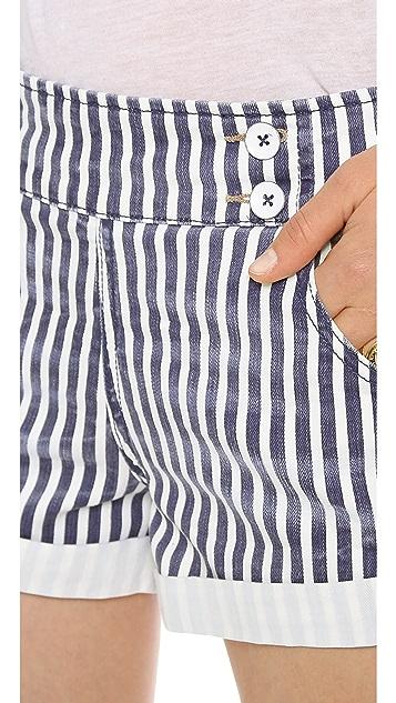 Free People Mariner Shorts