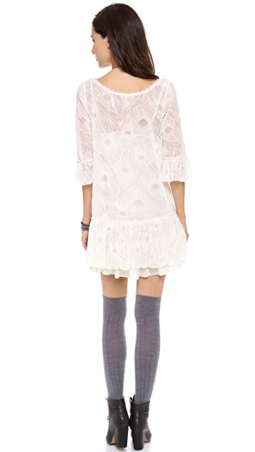 Free People Zen Garden Dress