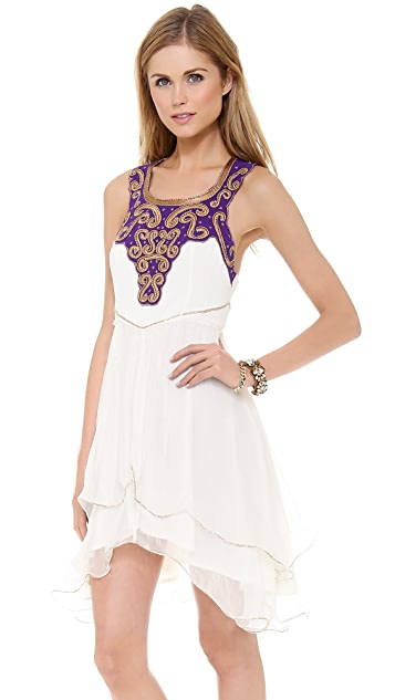 Free People Fantasy Fit and Flare Dress