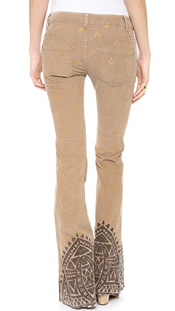 Free People African Bali Pants