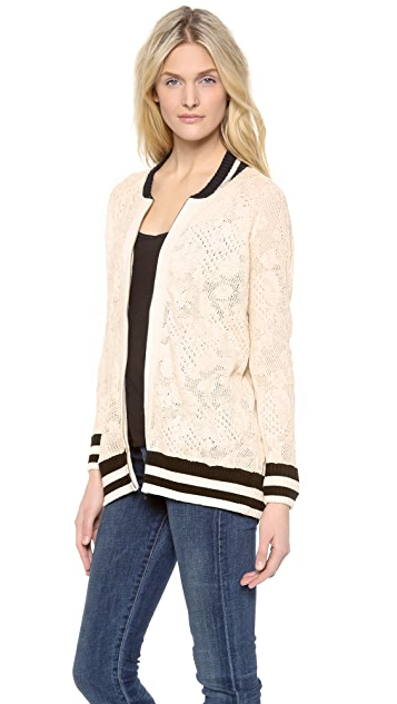 Free People Track Jacket