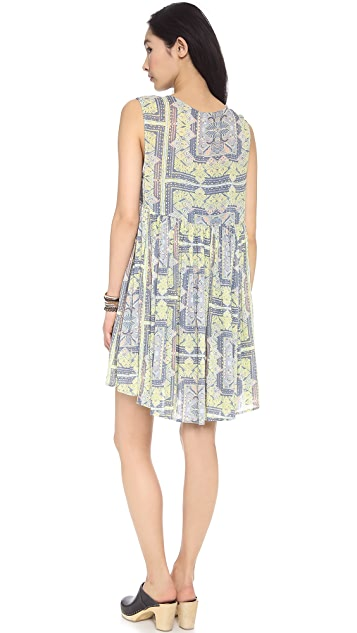 Free People Take Me to Thailand Dress