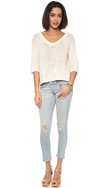 Free People Park Slope Sweater