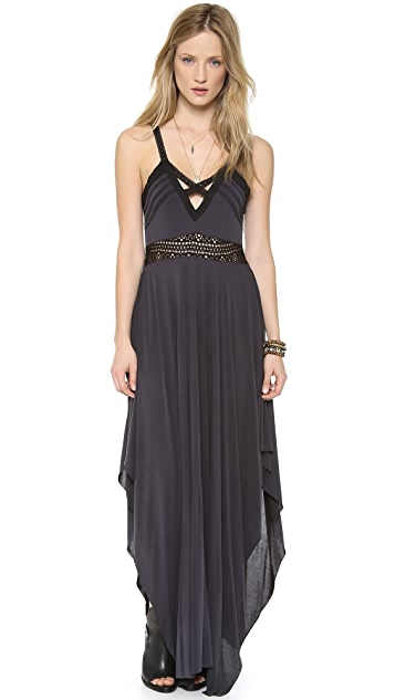 Free People Bonita Back Maxi Dress