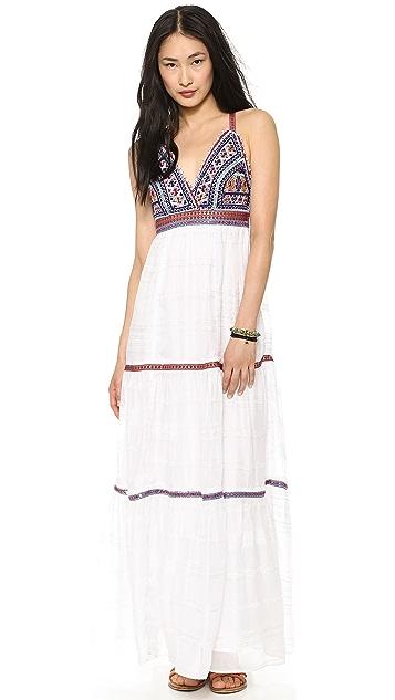 0bbd6bd4b6 Free People Soleil Tiered Maxi Dress