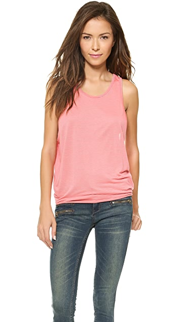 Free People Stripe Sedwick Tank
