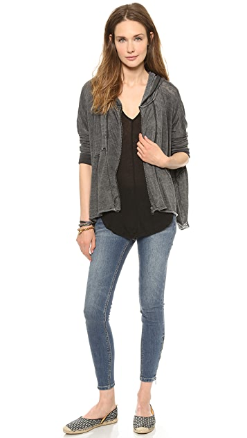 Free People One Love Hoodie