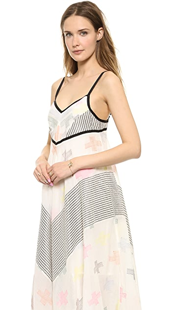 Free People Crossing Paths Dress