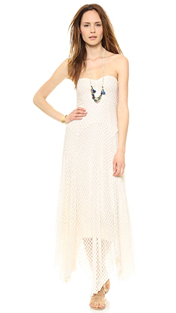 Free People Mesh Dress