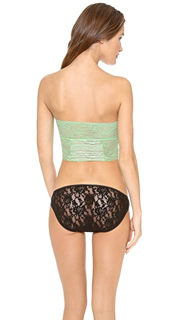Free People Galloon Lace Crop Bra