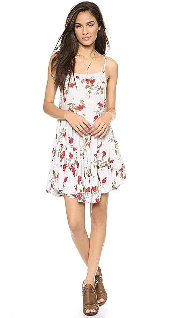 Free People Circle of Flowers Dress