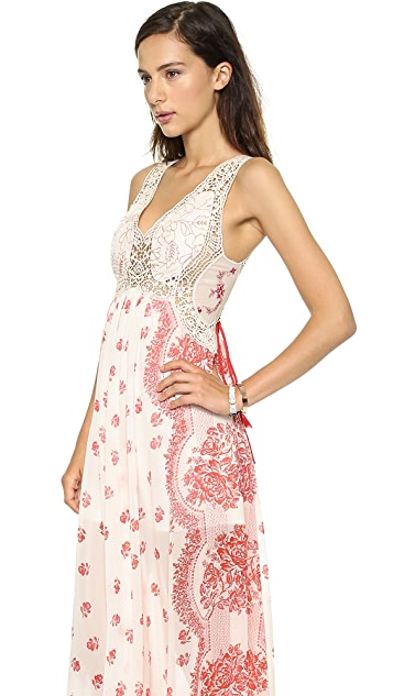 Free People Victorian Love Dress