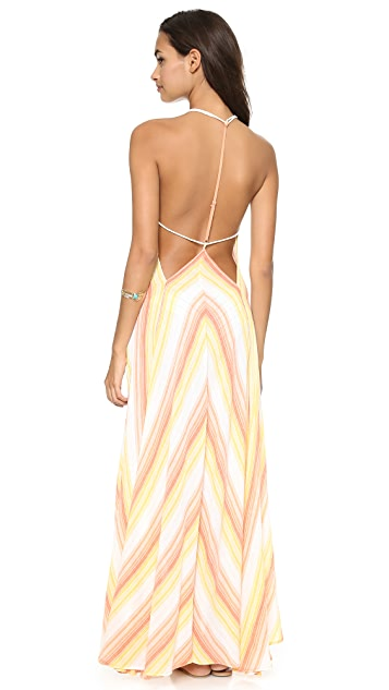 Free People Atlantis Chevron Dress
