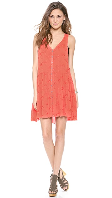 Free People Oh Clementine Dress