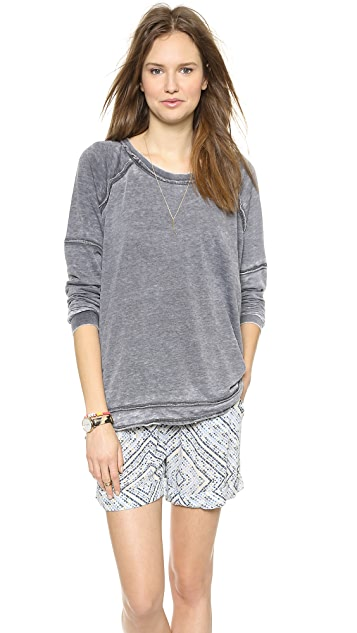 Free People Never Can Tell Pullover