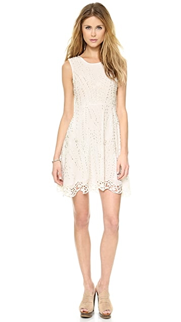 Free People Sparkling Beauty Dress
