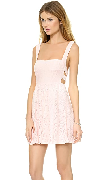 Free People Turn Back Time Dress