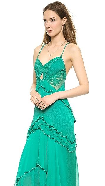 Free People China Doll Maxi Dress