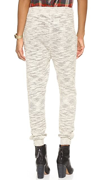 Free People Sweater Harem Pants