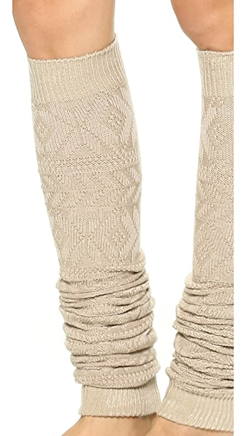 Free People Koplan Leg Warmers