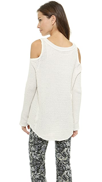 Free People Sunrise Pullover